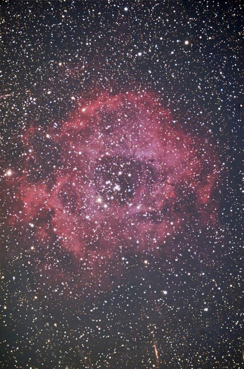 The_rosette_nebula_ngc_22379ngc_224